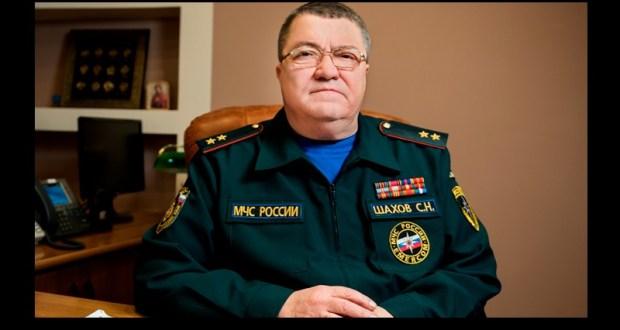 От осложнений, вызванных COVID-19, скончался глава МЧС Республики Крым Сергей Шахов
