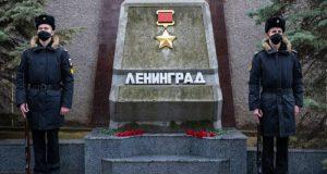 В годовщину снятия блокады Ленинграда в Севастополе почтили память героев