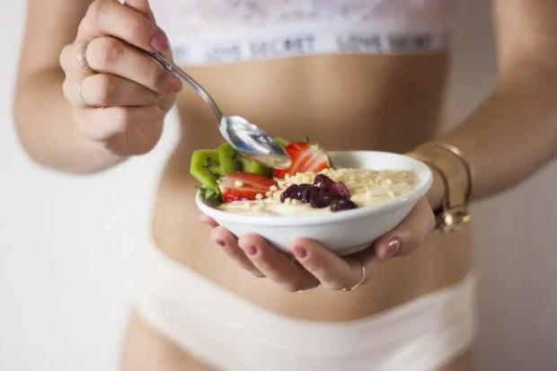 как убрать живот - диета