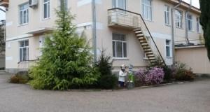 Нотариальная палата Севастополя оказала благотворительную помощь местному Дому малютки