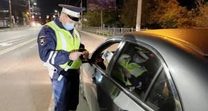 На дорогах Севастополя утроят «охоту» на нетрезвых водителей