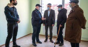 В Севастополе ввели в эксплуатацию жилой дом для реабилитированных