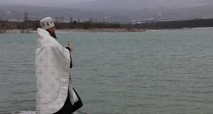 В Севастополе определили места для купания в праздник Крещения Господня