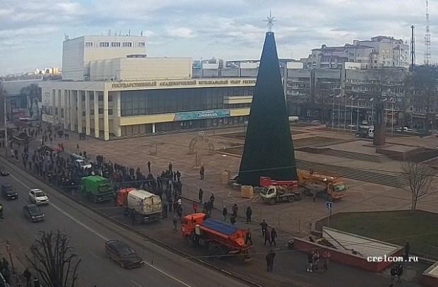 Как бы акции протеста, как бы «за Навального» прошли в Крыму и Севастополе