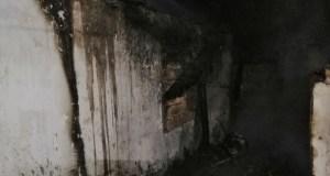 Пожар в частном доме в Первомайском районе. Спасены четверо