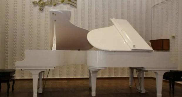 Школам искусств Керчи вручили новые музыкальные инструменты