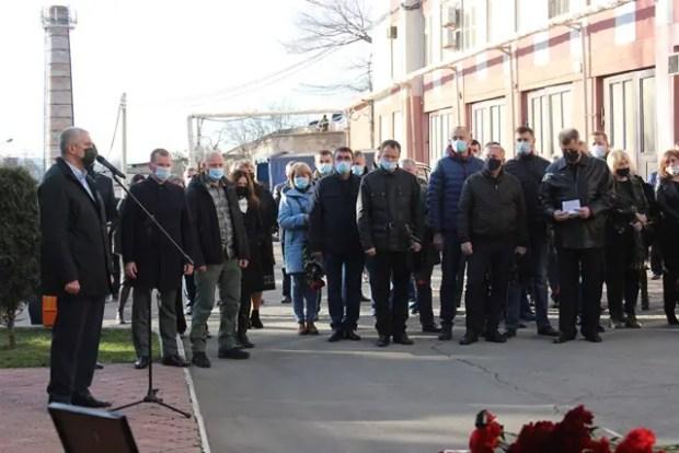 В Крыму простились с министром чрезвычайных ситуаций Республики Сергеем Шаховым
