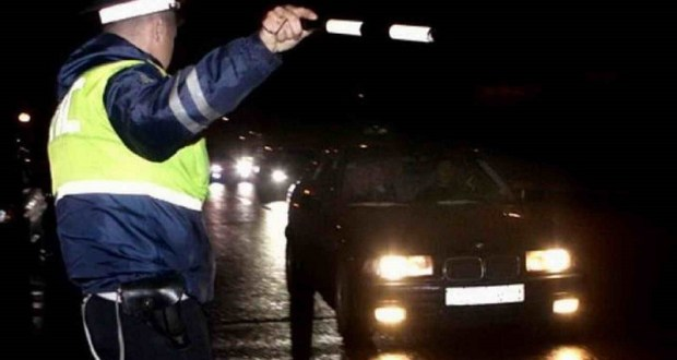 В Красногвардейском районе Крыма инспекторы ДПС поймали нетрезвого водителя-рецидивиста