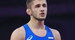 Студент КФУ - бронзовый призёр Чемпионата России по греко-римской борьбе