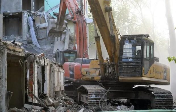 В России планируют создать единый реестр аварийных домов