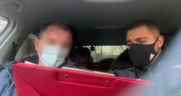 В Керчи ГИБДД и бдительные граждане не позволили нетрезвому водителю разъезжать по городу