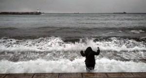 Ялтинцев призывают воздержаться от традиционных Крещенских купаний
