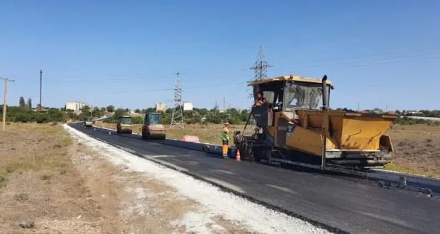 АО «ВАД» отремонтирует 140 километров дорог Западного Крыма