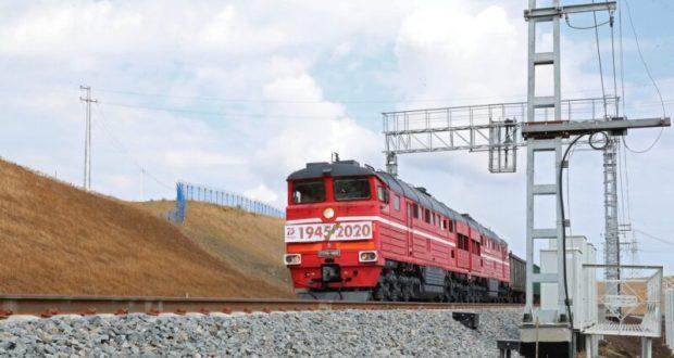 Крымская железная дорога: первые итоги 2021 года