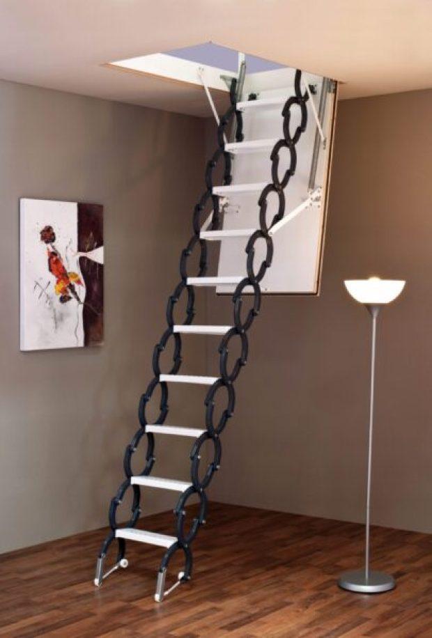 Выбрать чердачную лестницу, как?