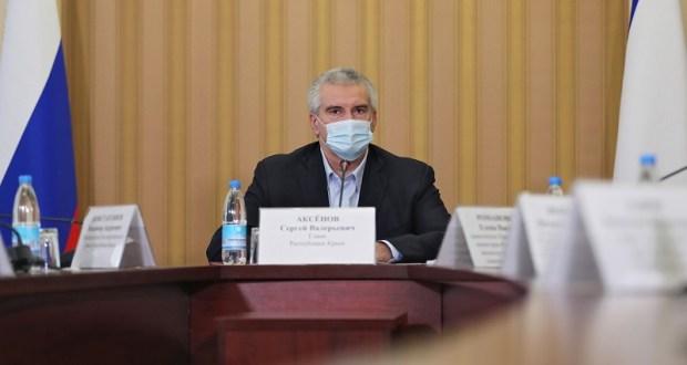 Несмотря на уменьшение числа заболевших COVID-19, в Крыму режим «повышенной готовности» пока не отменят