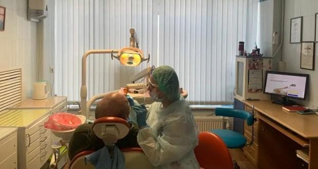 Несмотря на COVID-19 «Крымский республиканский стоматологический центр» работает штатно