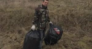 37 кубометров мусора! Сотрудники лесоохотничьих хозяйств Крыма разбираются со свалками в лесах