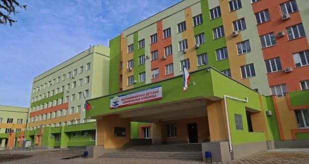 В Крыму высокий процент полного излечения детей с острым лимфобластным лейкозом
