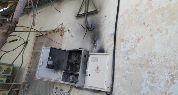 «Огненная хроника» понедельника: возгорание электрощитовой в Новоандреевке и еще шесть пожаров в Крыму