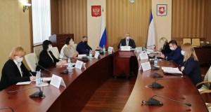 Аксёнов призвал крымчан «не расслабляться» по поводу тенденции снижения числа заболеваний COVID-19