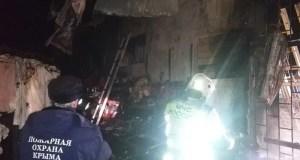 Пожар в Гвардейском и еще 3 пожара в Крыму. «Огненная» хроника минувших суток