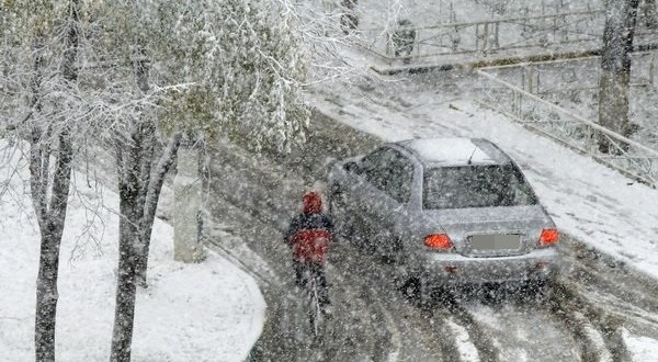 МЧС Крыма призывает автомобилистов быть крайне внимательными