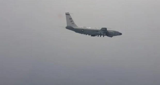 «Двойной облет» Крыма провели в субботу американские самолеты-разведчики