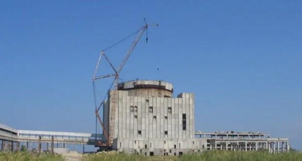 В Крыму снесут недостроенную Щелкинскую АЭС