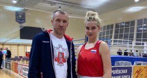 Крымчанка Марья Проскунова - победитель первенства России по боксу среди юниорок