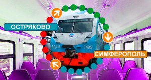 Остряково - Симферополь
