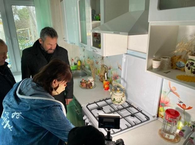 В курортное село Береговое (в Бахчисарайском районе) пришел природный газ