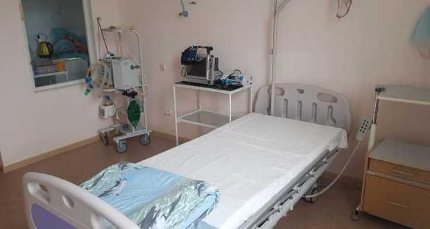 И еще «минус» полтысячи коек в «ковидных» госпиталях Крыма