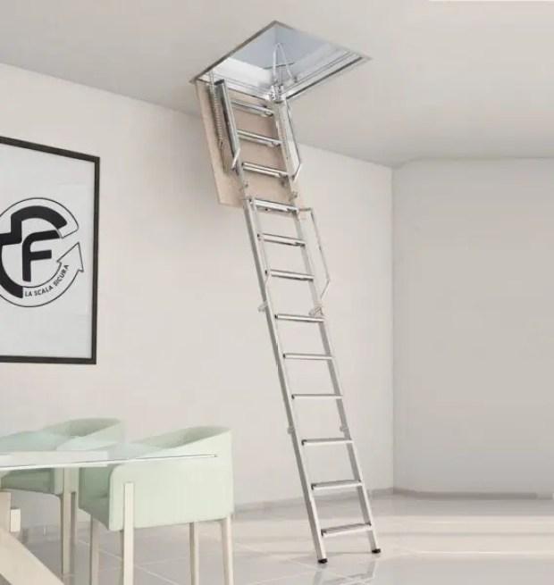 Правильный выбор чердачной лестницы