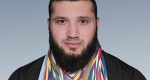 Сыдых Дерман из Симферополя выиграл чемпионат Евразии по кэмпо-ММА