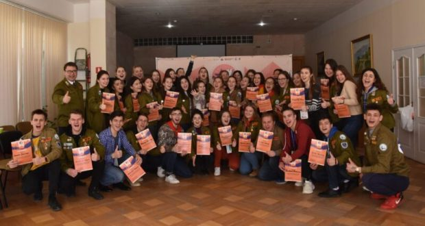 В Крыму прошла Региональная школа подготовки командных составов студотрядов РК