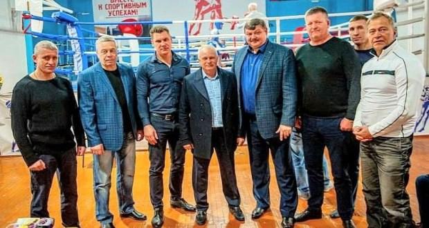 Развитию бокса в Севастополе поможет Попечительский совет