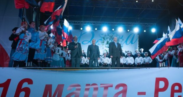 В бундестаге назвали условие признания Западом российского статуса Крыма