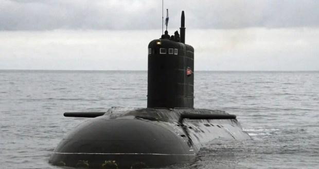 Подводные лодки Черноморского флота в ходе учения провели торпедные стрельбы