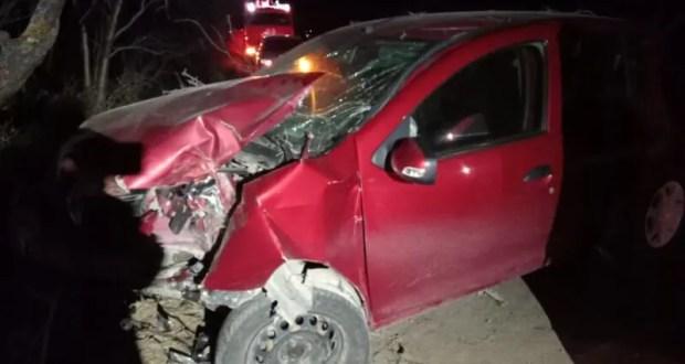 ДТП на трассе Алушта-Судак. Пострадали два человека