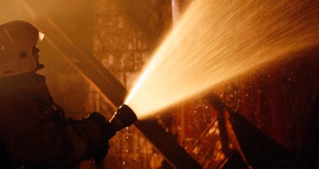 На пожаре в крымском селе Береговое погиб человек