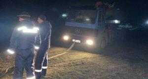 Ночное происшествие в Белогорском районе Крыма: «Mercedes» ехал по навигатору и… заехал