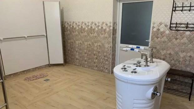 В евпаторийском санатории «Прибой» открыто отделение медицинской реабилитации после СOVID-19