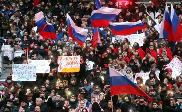 Владимир Путин: Крым - важное место для нашего сердца, для души иверы