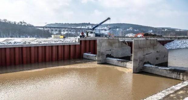 Водоснабжение Севастополя: начались пусконаладочные работы на водозаборе реки Бельбек