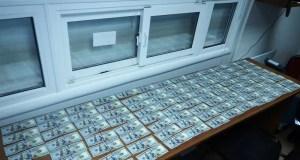 Пресечена очередная попытка вывоза крупной суммы незадекларированной валюты из Крыма на Украину