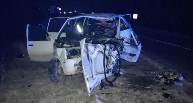 Вечернее ДТП на трассе «Симферополь – Красноперекопск»: один человек погиб, трое госпитализированы