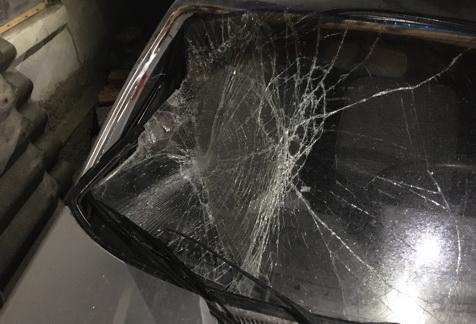 В Джанкое задержали водителя, сбившего пешехода и скрывшегося с места происшествия
