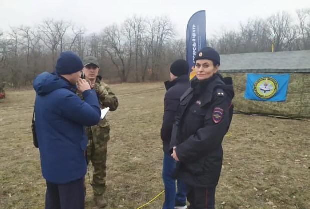 В Крыму прошли учения по поиску без вести пропавших людей