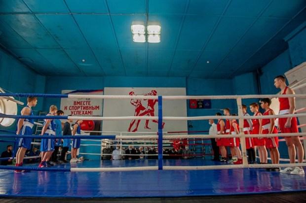 В Севастополе проходят Чемпионат и первенства города по боксу